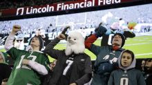 Ouch, Minnesota: With Eagles up big, fans troll Vikings by mocking 'Skol' chant