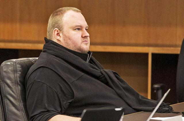 Kim Dotcom sues the New Zealand government for $6.8 billion