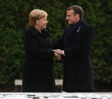 Macron and Merkel unite in struggle for Europe