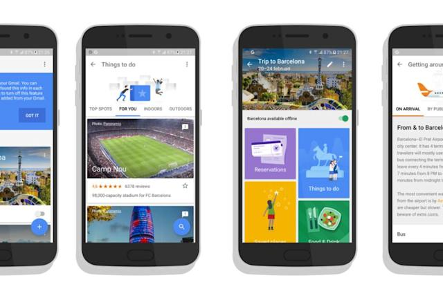 Google's got a new travel app, but it's not ready for the masses