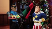 'SuperMansion' Christmas: Keegan-Michael Key Says American Ranger 'Came From An America That No Longer Exists'