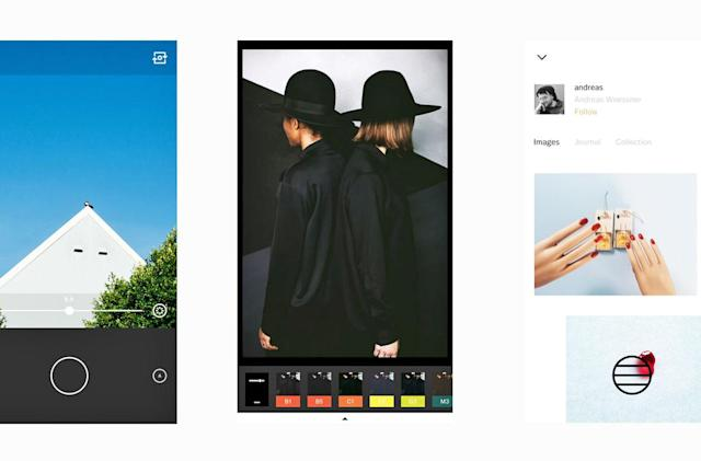 VSCO update simplifies how you capture, edit and browse photos
