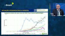 Brasil supera 60 mil mortos