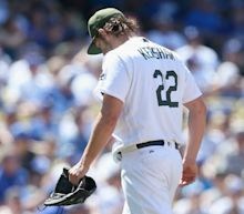 Kershaw struggles but Dodgers still complete sweep of Cubs