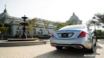 【HD影片】奢華最強檔 Mercedes Benz S-Class 小改款上市發表會