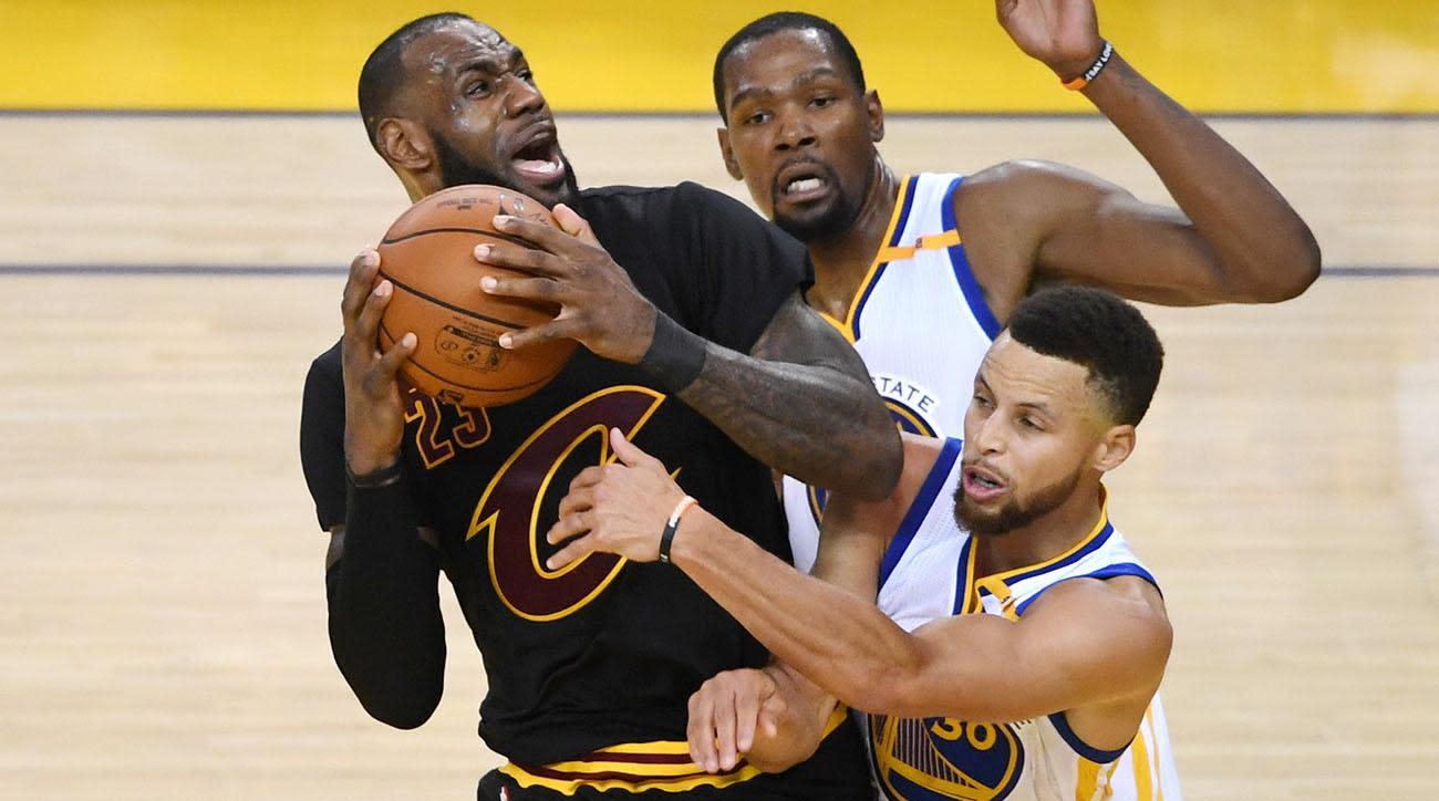 Crystal Ball: 2017-18 NBA Awards Predictions