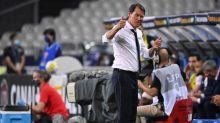 Garcia après PSG-OL : «Une bonne base de travail avant la Juventus»