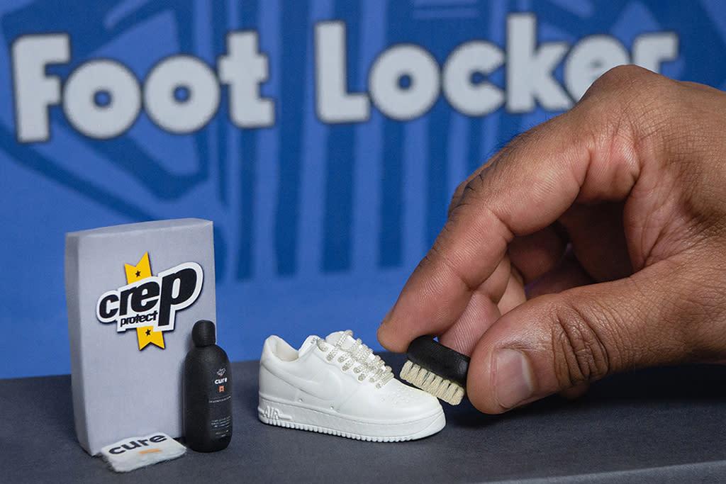 burbuja fácil de lastimarse Automáticamente  Foot Locker and Crep Protect Create a Day to Celebrate Keeping Sneakers  Clean