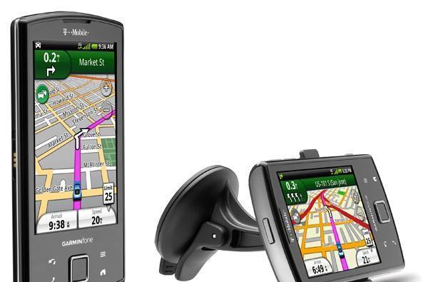 T-Mobile Garminfone official: Android, 3 megapixels, zero nuvi branding
