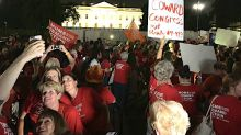 Moms Descend On White House To Demand Action On Gun Control After El Paso Killings