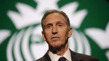 Former Starbucks CEO Howard Schultz Hires PR Team as He Mulls a 2020 Presidential Run, Report Says