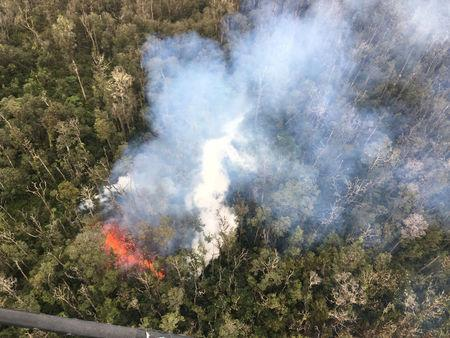 Hawaii volcano simmers ominously experts warn it could blow again