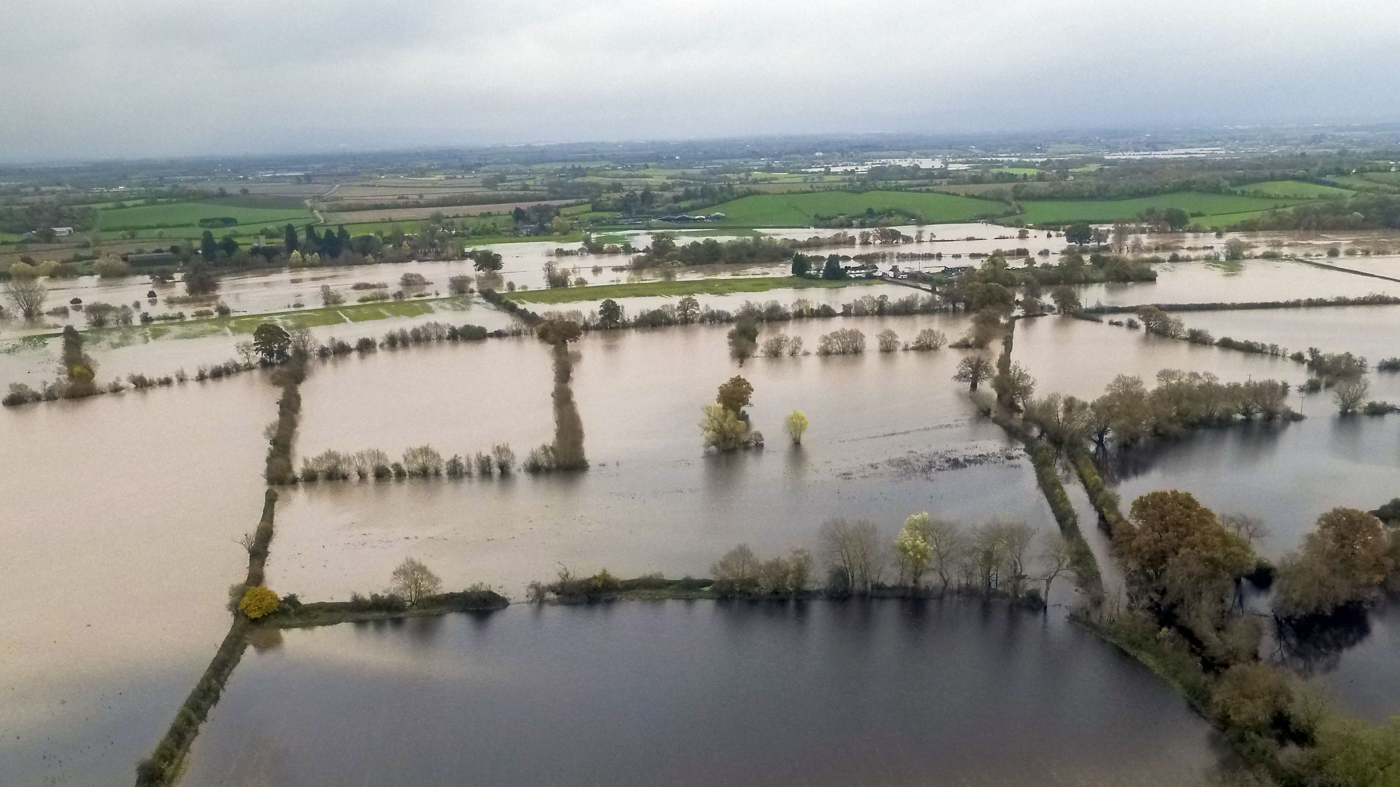 Floods chaos could continue until Tuesday, but relief from rain forecast
