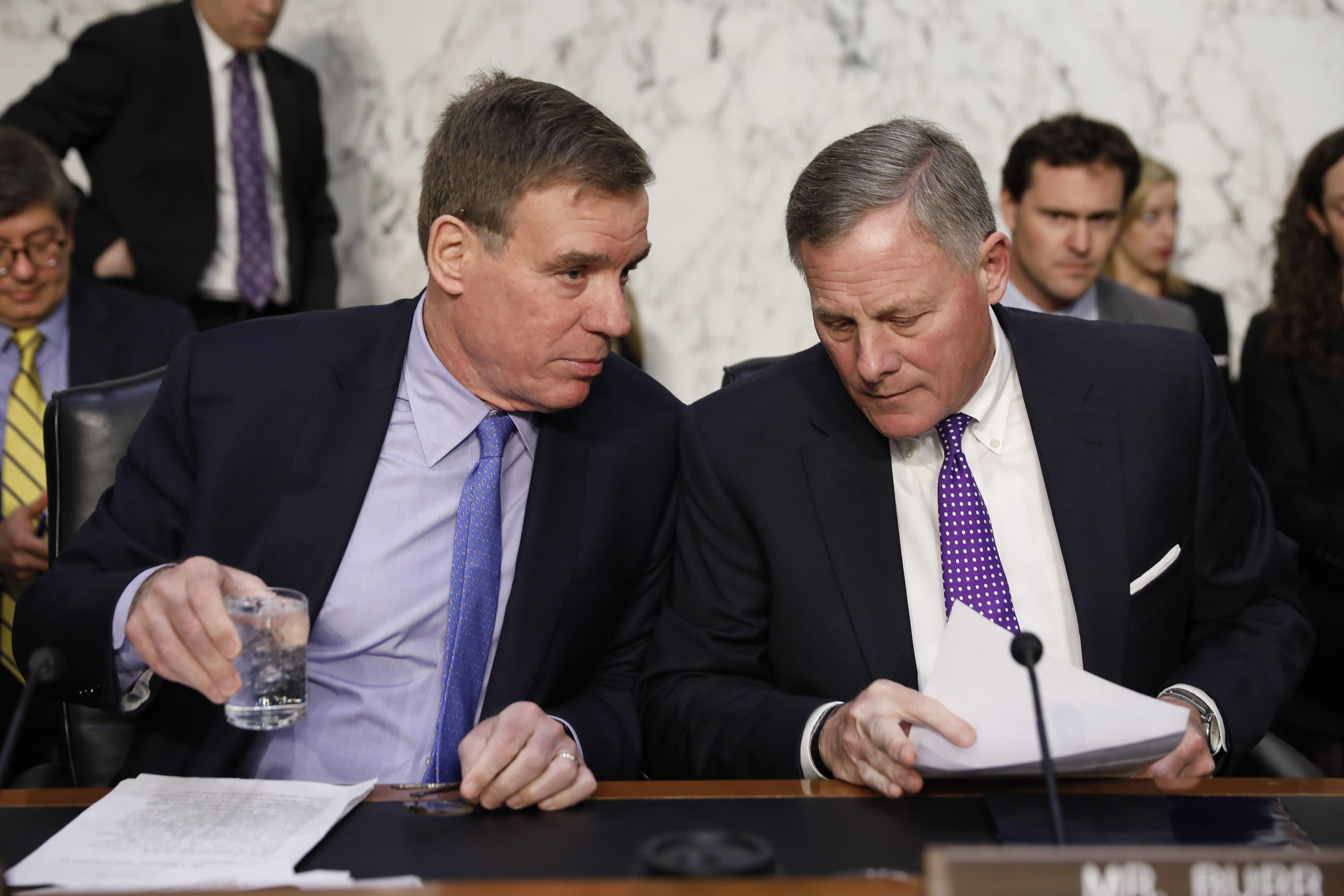 Bipartisan U.S. Senate report backs spy agencies' findings on Russian Federation