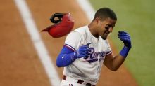 Rangers steal home in 4-1 win over Angels for 3 in a row