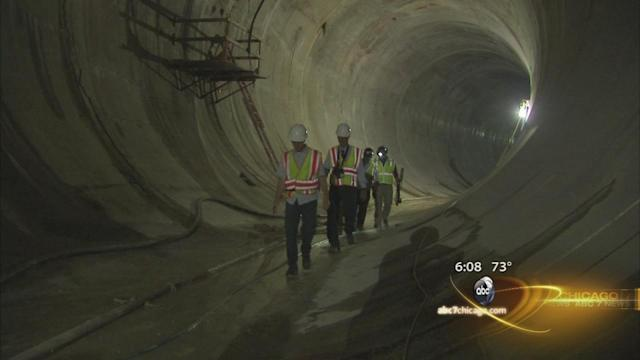 Deep Tunnel project nears completion on South Side