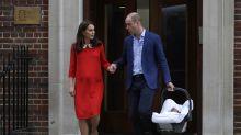 Herzogin Kate und Prinz William: Die schönsten Fotos von Royal Baby Nummer 3