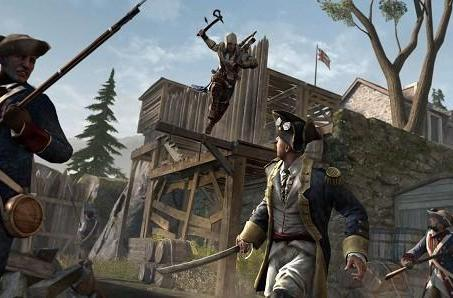 Ubisoft hires English playwright to pen Assassin's Creed screenplay