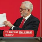 Jeremy Corbyn claims leaked documents show Boris Johnson is 'misleading' people about Brexit deal