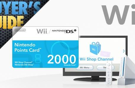 Buyer's Guide: WiiWare & Virtual Console