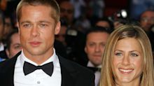 A first look at Brad Pitt and Jennifer Aniston's new project has been revealed
