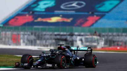 F1 - GP du 70e anniversaire - Mercedes reste aux avant-postes lors des essais libres 3 à Silverstone