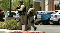 Two police officers, one civilian killed in Las Vegas shooting rampage