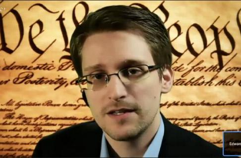 Watch Edward Snowden's SXSW virtual conversation right here (updated)