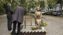 "Korean group must remove Berlin tribute to ""comfort women"""