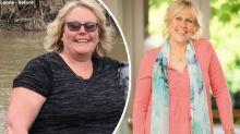 Woman, 56, drops 37kg amid 20-year Multiple Sclerosis battle