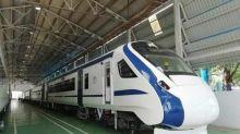 Indian Railways' Train 18: First Trail Run on Moradabad-Saharanpur Route Tomorrow; View Pics
