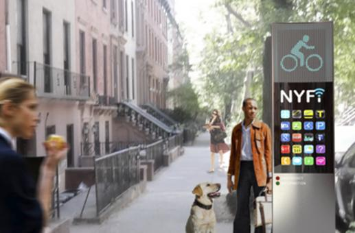 NYFi wins NYC's Reinvent Payphones 'Popular Choice' award, would serve free WiFi (update)