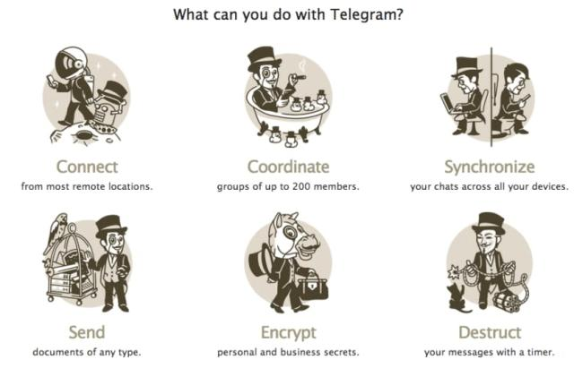 Telegram blocked 78 ISIS messaging channels this week