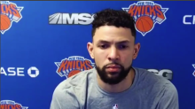 Austin Rivers on 'obvious' Knicks choice: 'I don't understand someone not wanting to play for a city like New York'