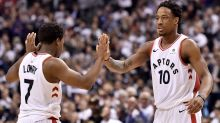 Raptors show why they're playoff ready in Game 2