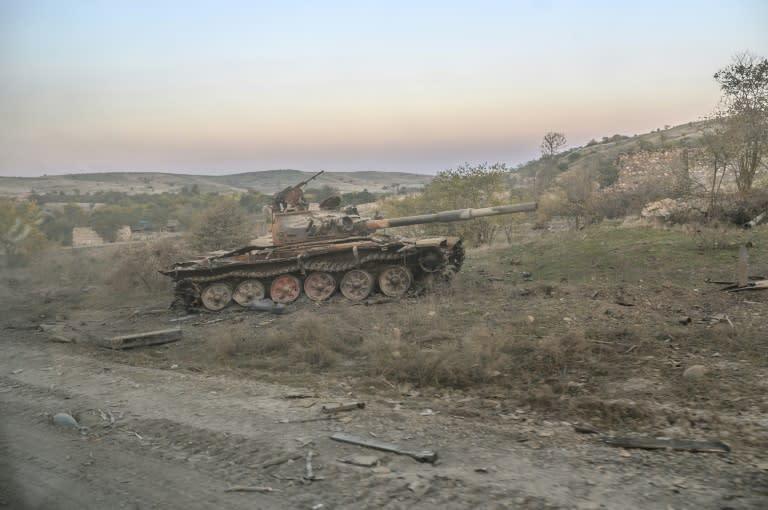 Nagorno-Karabakh truce frays amid reports of new shelling