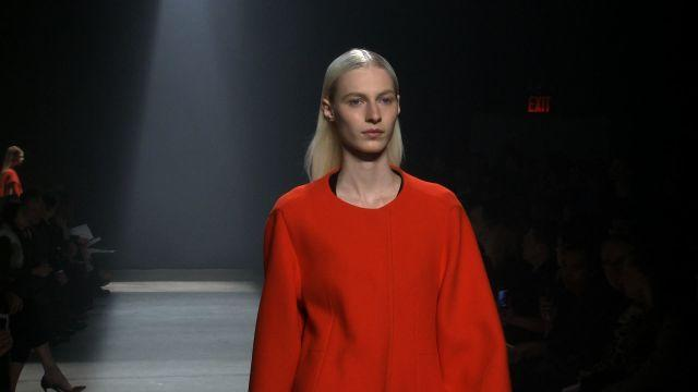 Style.com Fashion Shows - Narciso Rodriguez Fall 2014 Ready-to-Wear