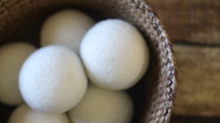 These $17 dryer balls will change the way you do laundry