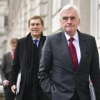 John McDonnell urges Brexit referendum pledge in Labour manifesto