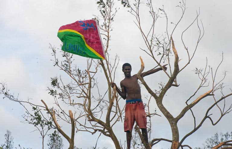Resultado de imagen de pobreza en vanuatu