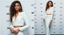 El original look de Zendaya en los GQ Men Of The Year Awards 2019