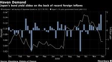 日本央行兩個月內首次減少債券購買量 殖利率下滑引起疑慮