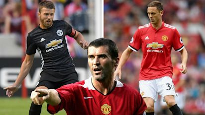 Matic is replacing Carrick as United's new Keane