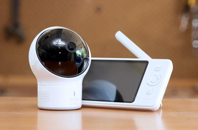 Eufy's Spaceview baby monitor is 25 percent off on Amazon