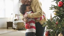 Should children be made to hug relatives at Christmas?
