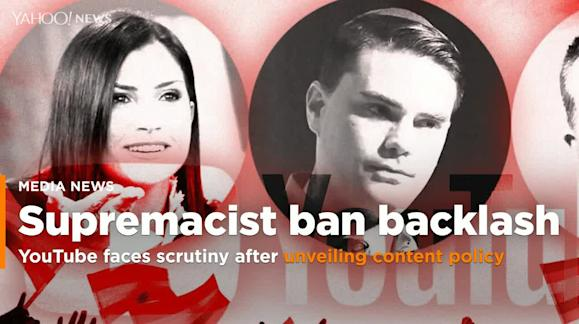 The Painful Backlash Against No Excuses >> Youtube Faces Backlash After Unveiling Supremacist Content