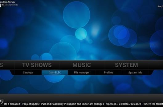 OpenELEC 3.0 Linux distro gets official, supports 'more hardware than ever'