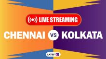 CSK vs KKR, IPL 2020 Live Cricket Streaming: Watch Free Telecast of Chennai Super Kings vs Kolkata Knight Riders on Star Sports and Disney+Hotstar Online
