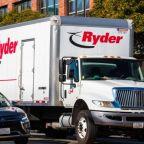 Declining Rental Demand Hurts Ryder (R), Cost-Cuts Aid