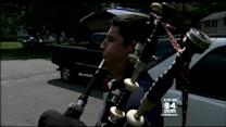 NH Teens Recover Prized Bagpipes Seized At Canadian Border